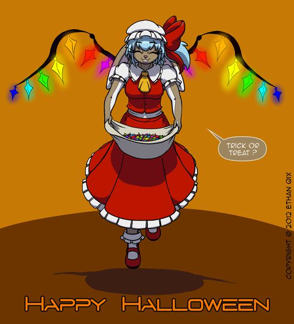 Filler Halloween 2012